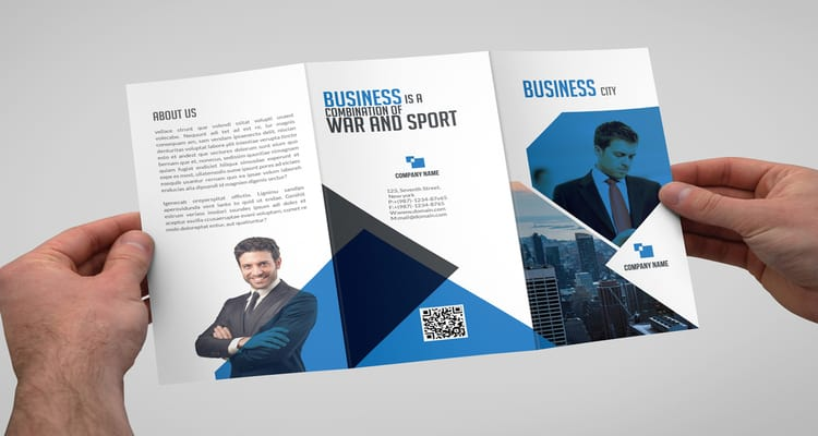 How to Create an Effective Tri Fold Brochure Design | Techlofy