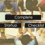 startup checklist