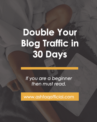 Double your blog traffic