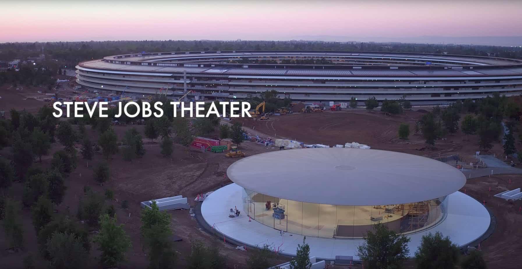 steve jobs theater