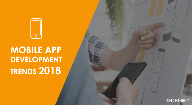 Top 15 mobile app development trends in 2018 - Mobel trends 2018 ...
