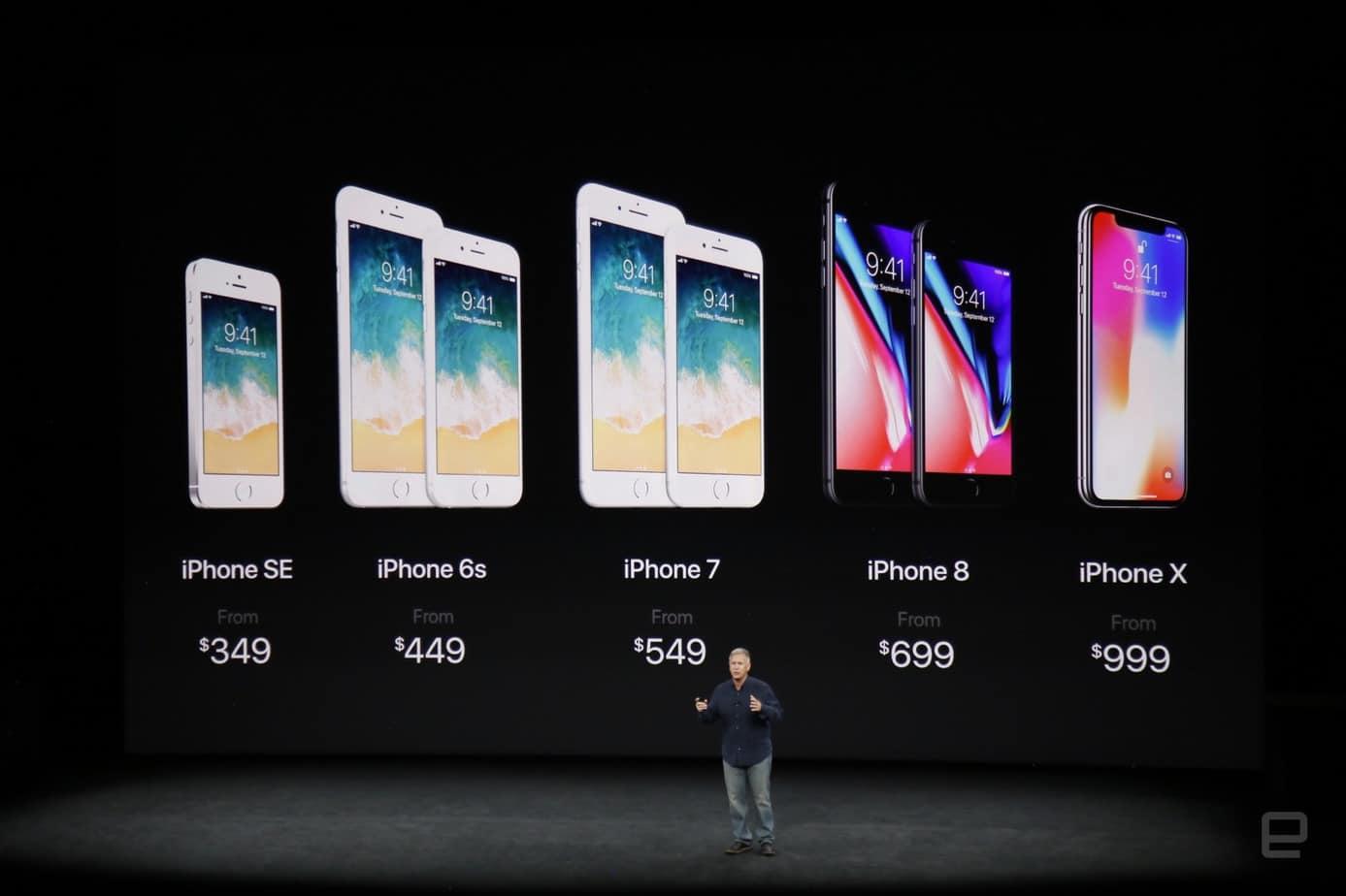 apple event - iPhone x