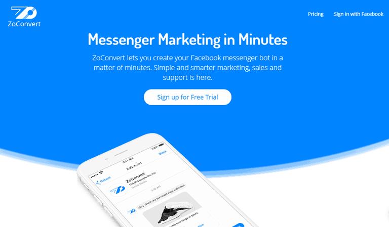 Top 6 Powerful Platforms to Build a Messenger Bot (Non-Coding Chatbot Platforms) 3