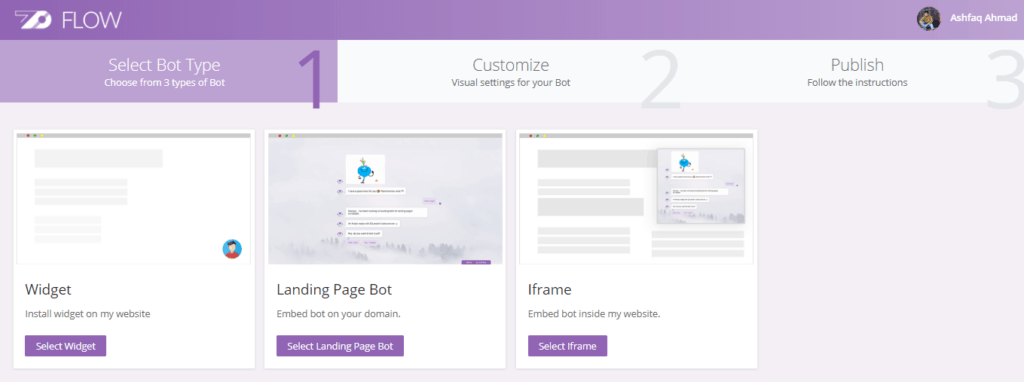 ZoFlow Review: Build Your Own Conversational Bot in Minutes 3