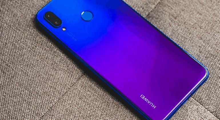 Huawei nova 3i boxberry ханты