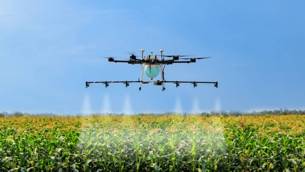 Agriculture-Drone