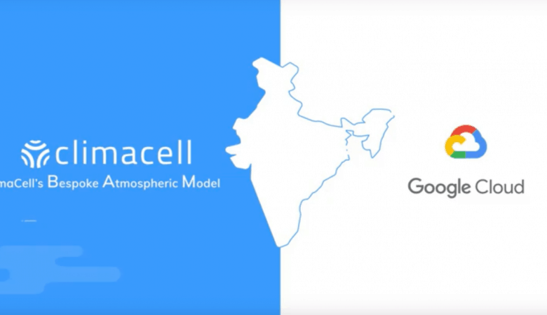 Google and ClimaCell team up to launch a new high-resolution weather forecast for India