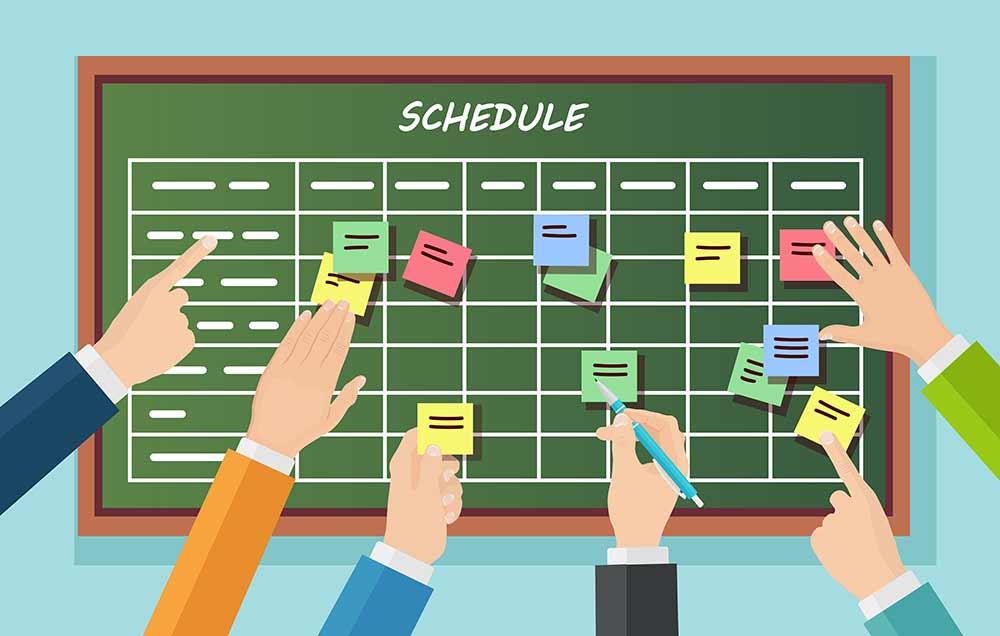 Scheduling-Software
