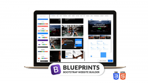 Blueprints Website Builder lifetime deal Techlofy