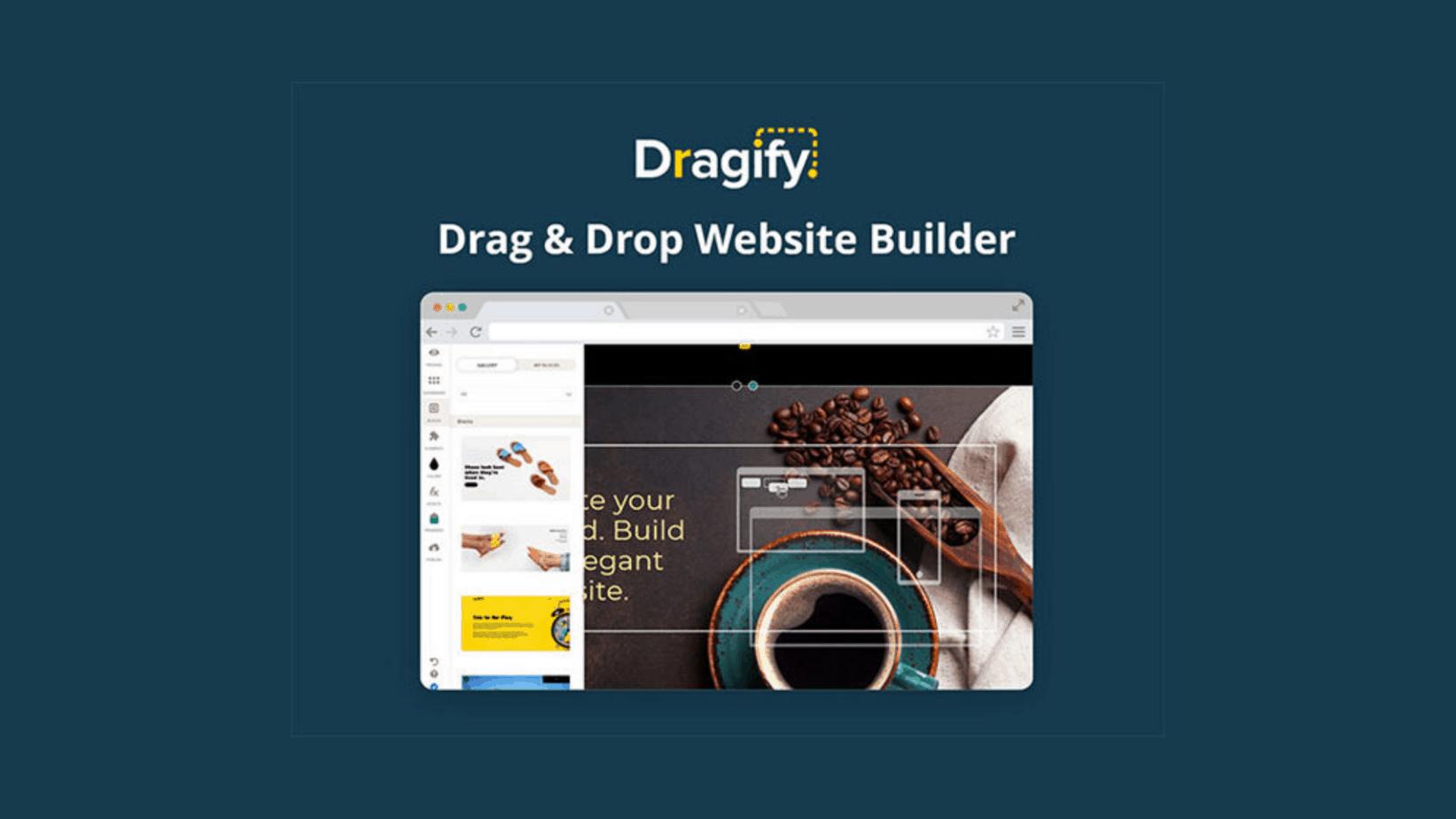 Dragify Website Builder Techlofy