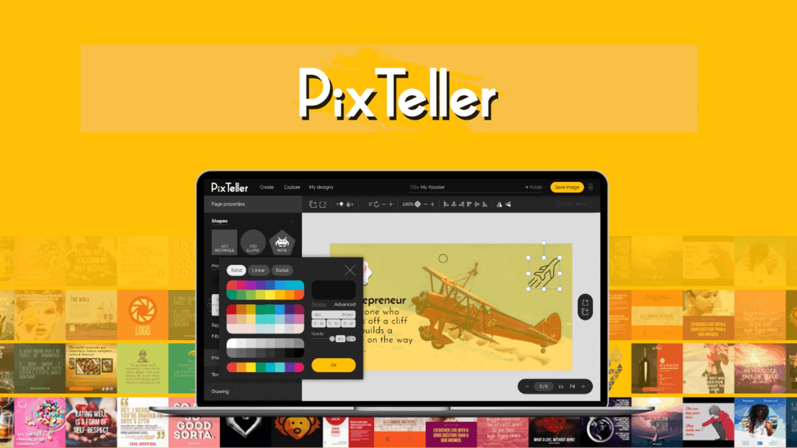 PixTeller deal techlofy