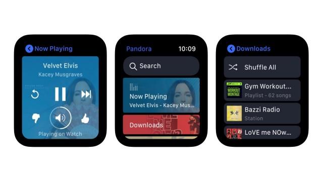 Pnadora-Apple-Watch-App