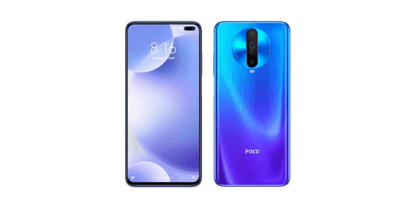 Poco-X2-Design