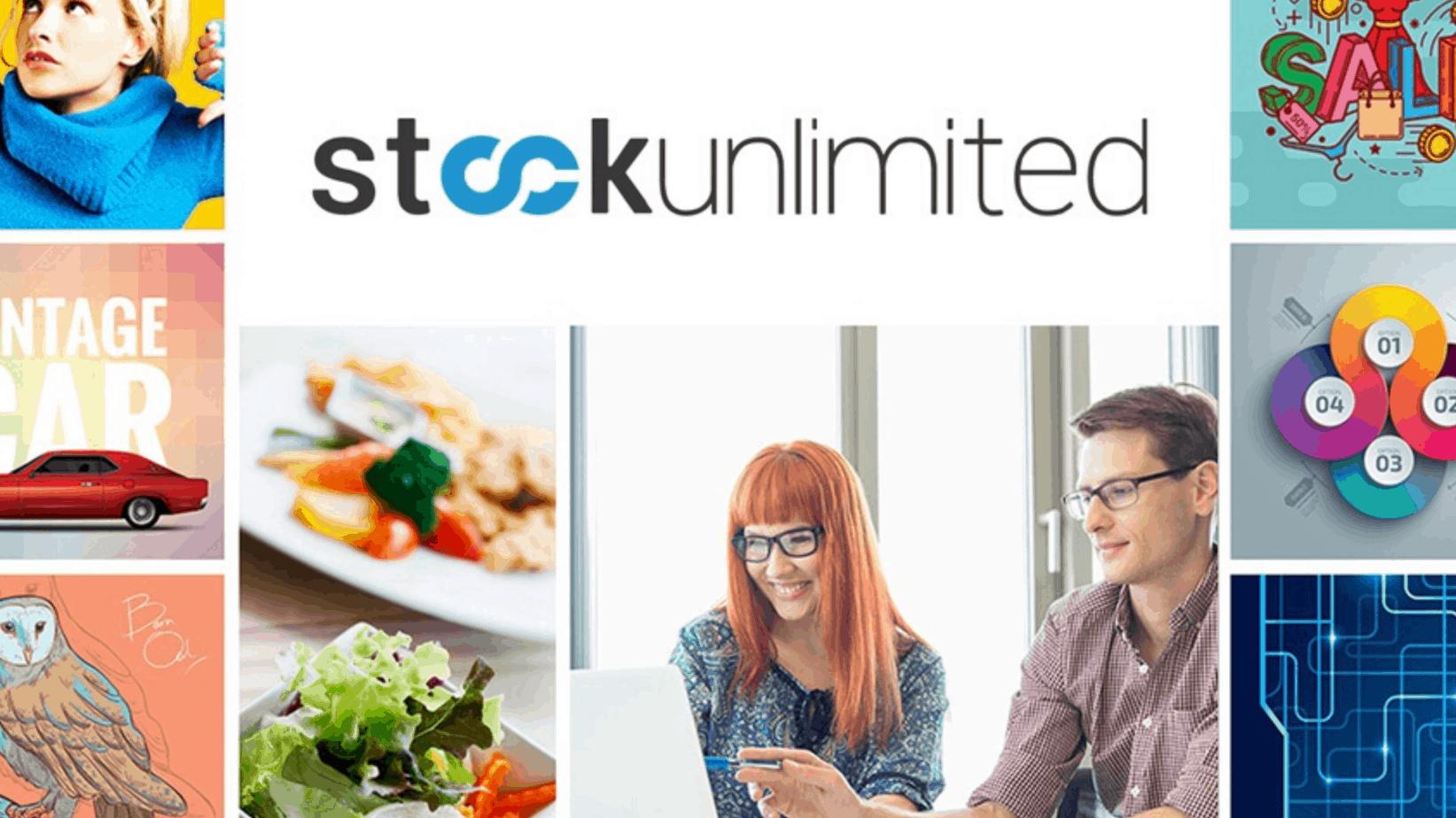 StockUnlimited lifetime deal Techlofy
