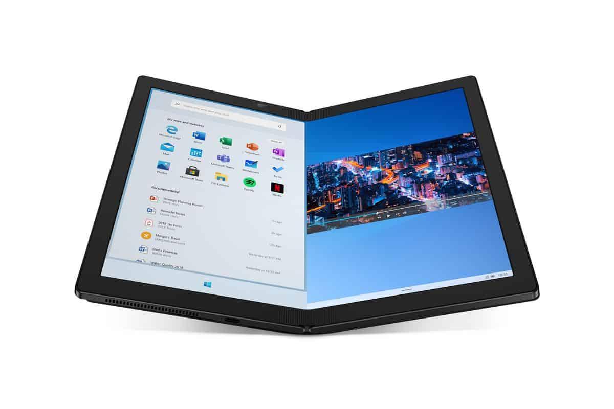 dual-screen device
