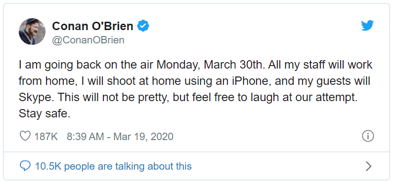 Conan-Tweet