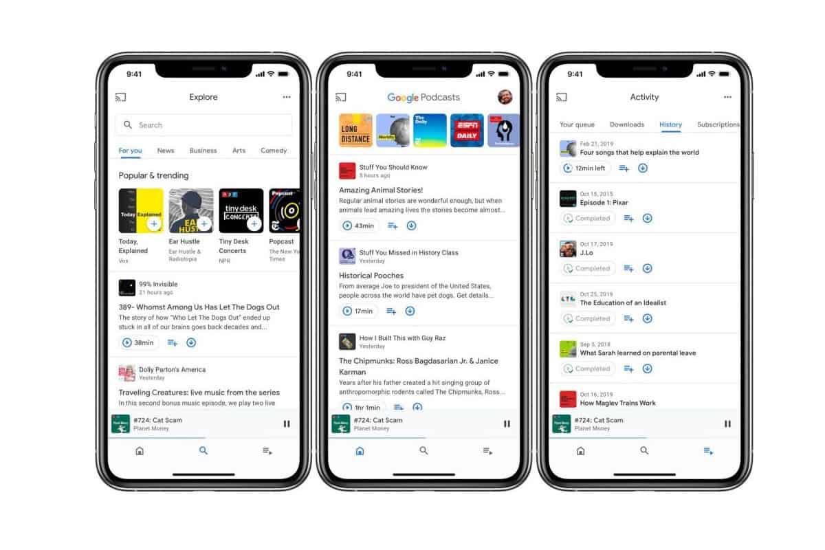 Google-Podcast