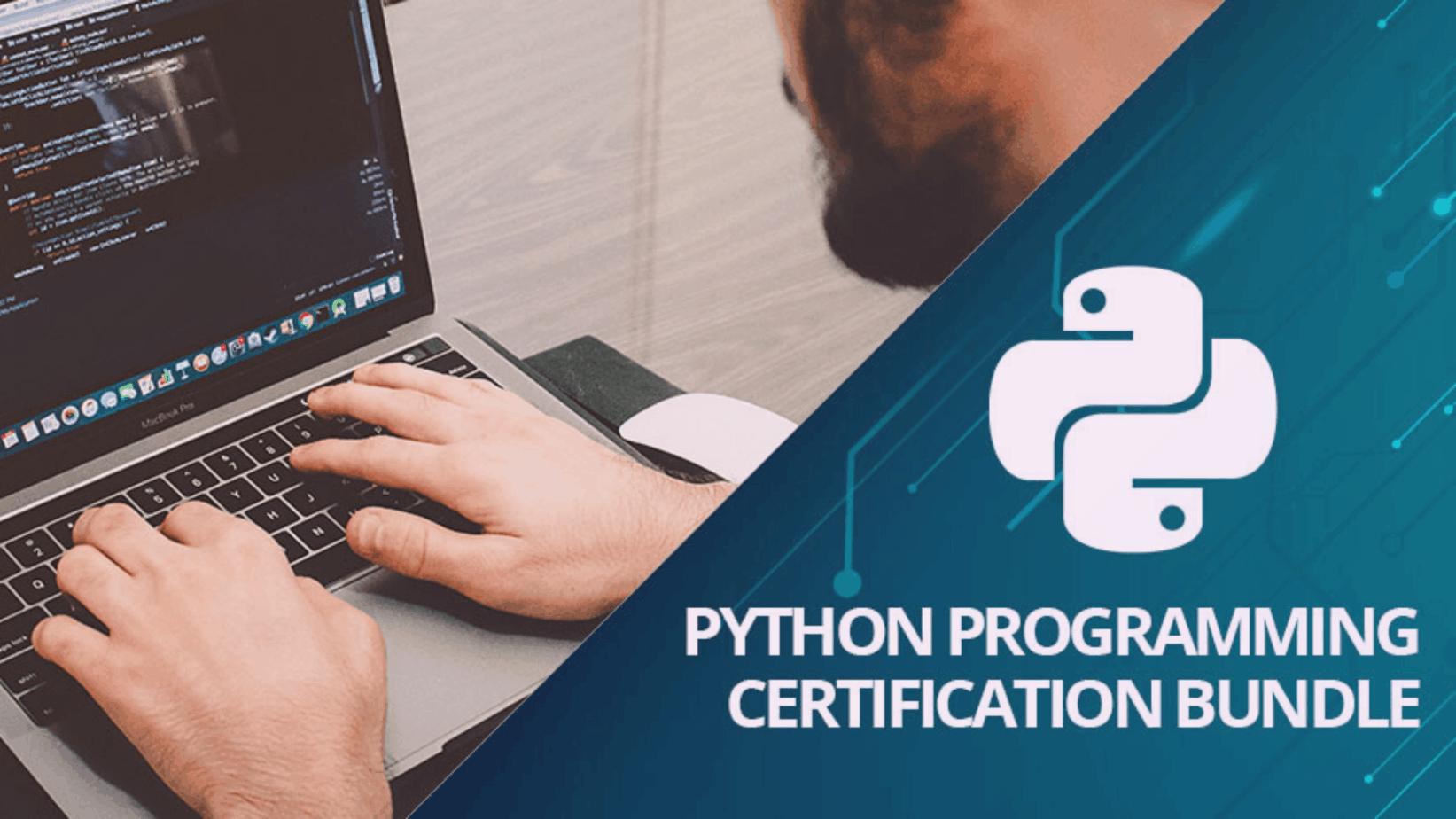 Python Course Bundle Techlofy