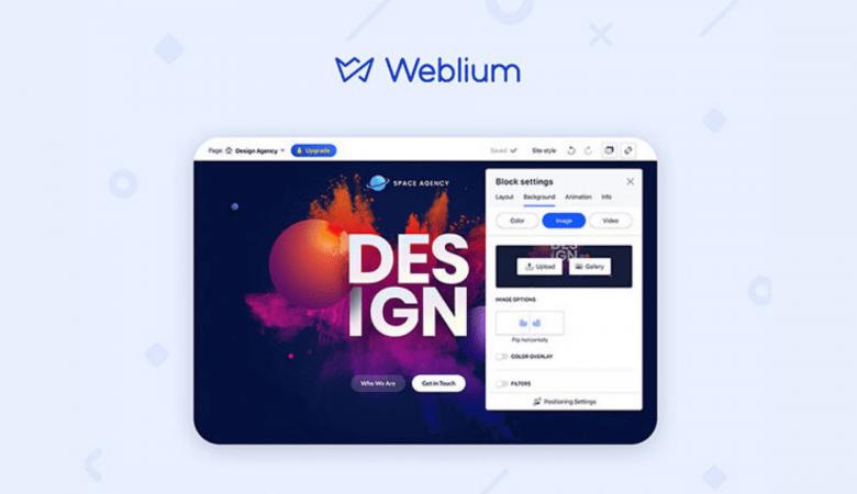 Weblium lifetime deal Techlofy
