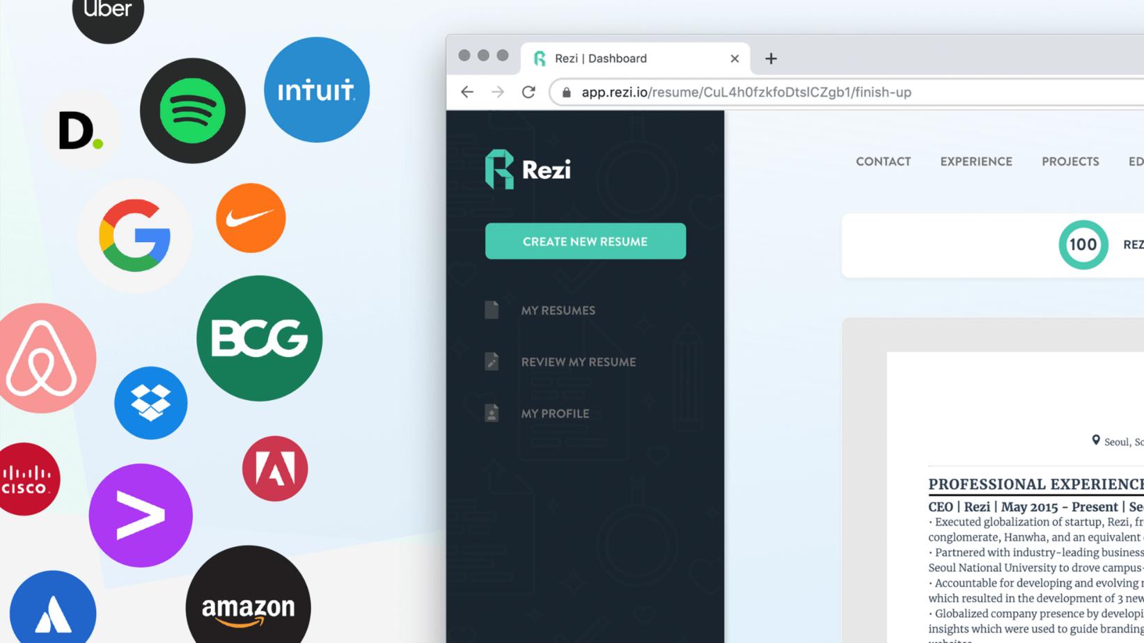 rezi-resume-softwarel-ifetime-deal-Techlofy