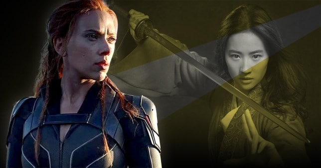 Disney gives Black Widow and Mulan new release dates