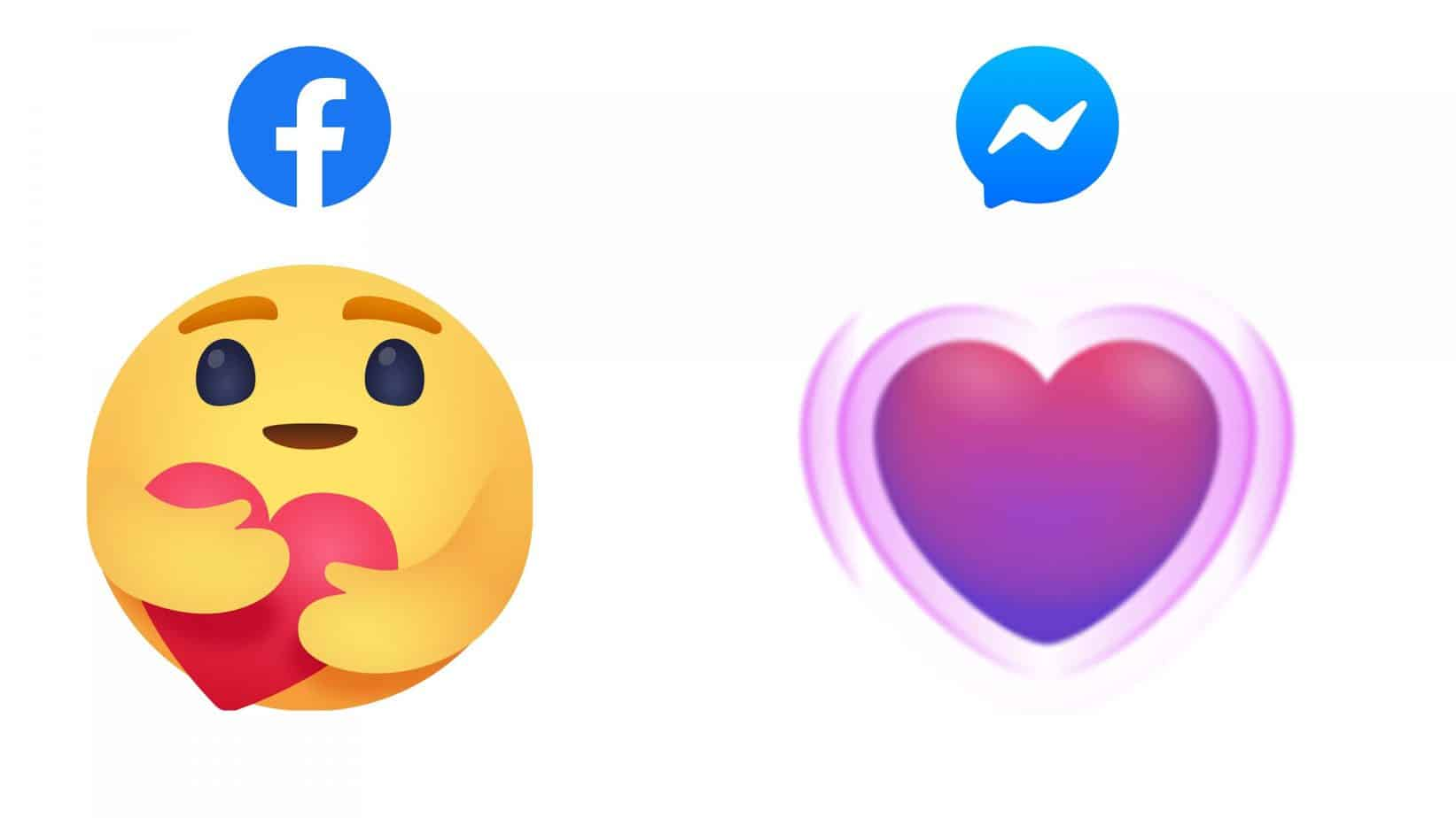 Facebook Introduces A 'Care' Reaction In Difficult Times