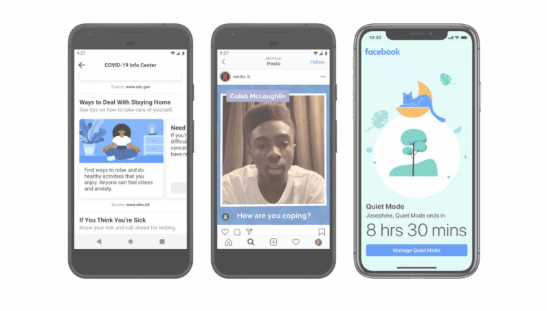 Facebook just introduced a 'Quiet Mode' to help you stop using Facebook