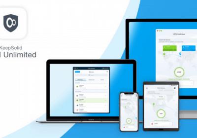 KeepSolid VPN Unlimited lifetime subscription Techlofy