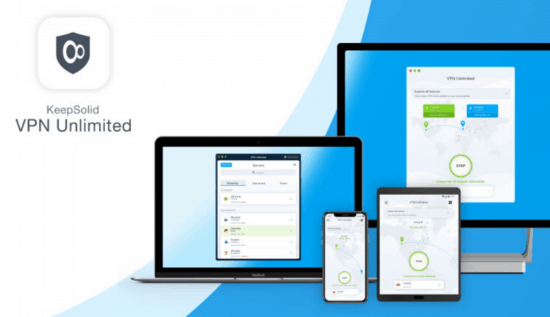 KeepSolid VPN Unlimited lifetime subscription Techlofy