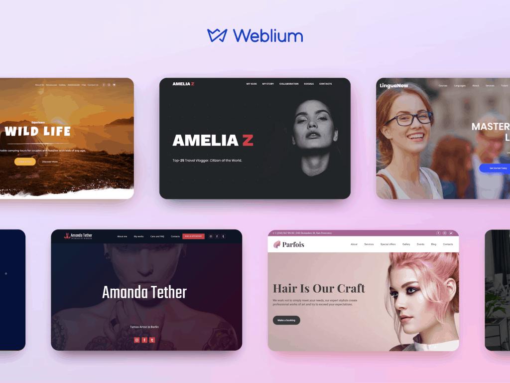 weblium-templates