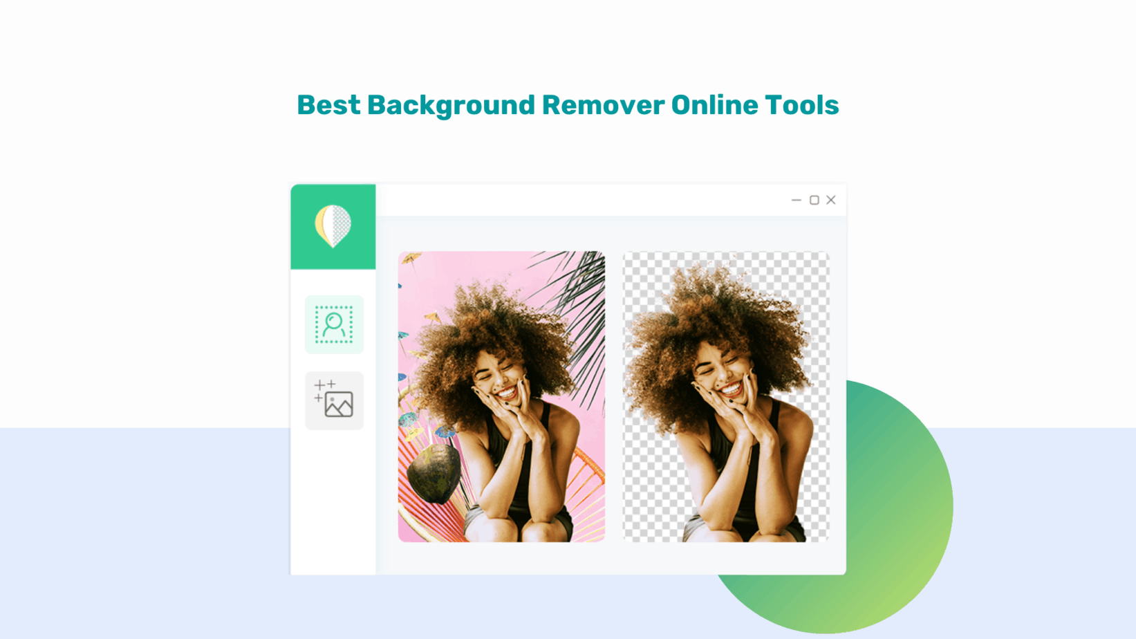 Back­ground Remover Online Tools Techlofy