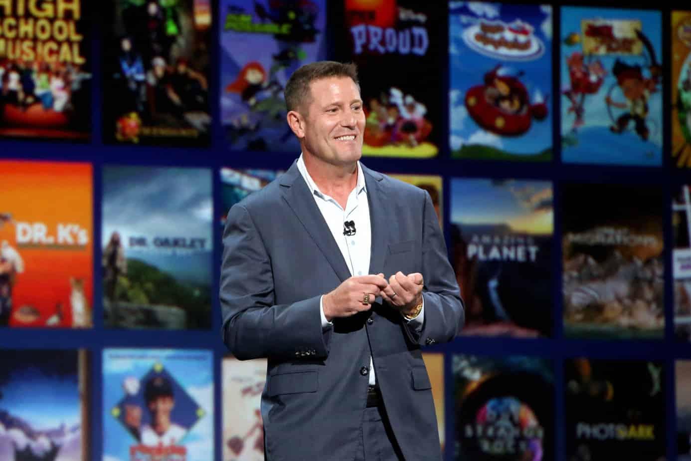 Disney streaming exec Kevin Mayer becomes TikTok's new CEO