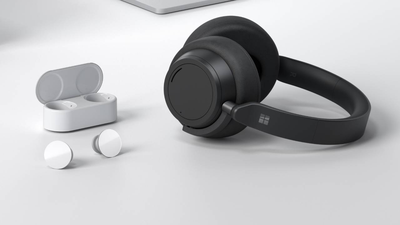Microsoft-Surface-Earbuds-Surface-Headphones