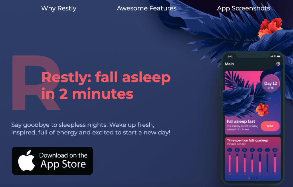 Restly-sleep-app