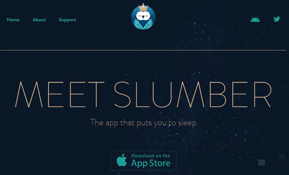 Slumber-sleep-app