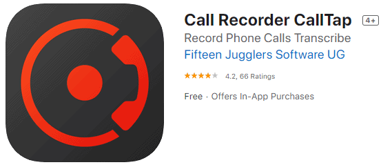 Download Call Recording App For Iphone Free PNG