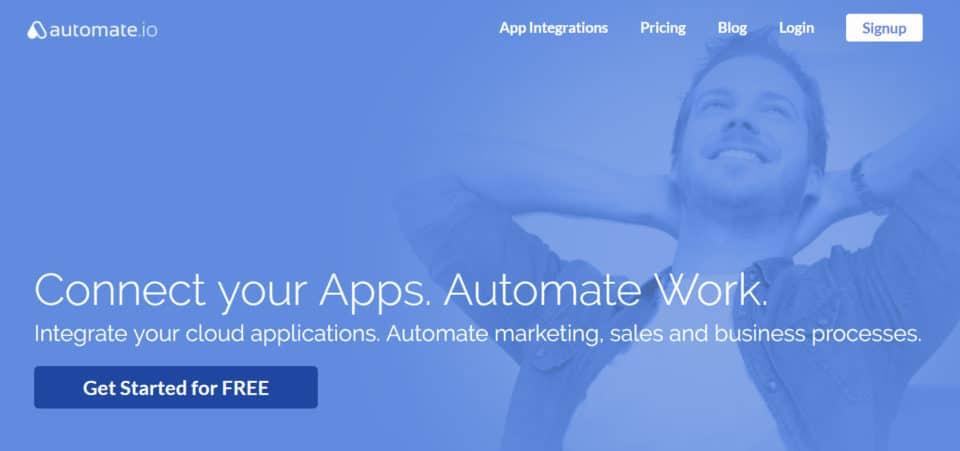 Automate-zapier-alternatives