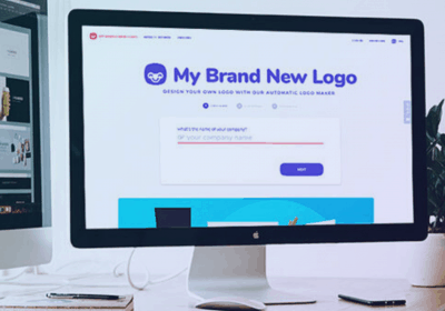 Brand New Online Logo Maker lifetime deal Techlofy