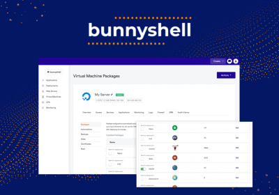 Bunnyshell Lifetime Deal: Web Server Management Software 3