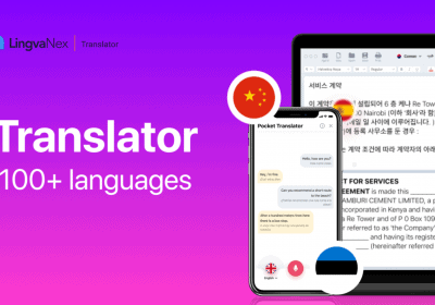 LingvaNex Translator Lifetime Deal Techlofy