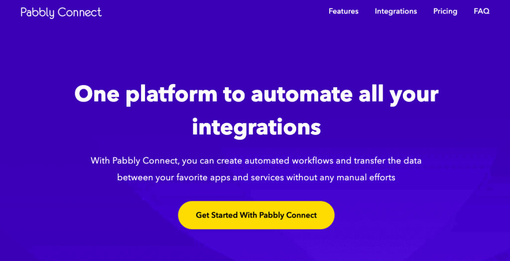 Top 5 Zapier Alternatives to Automate Your Work 2