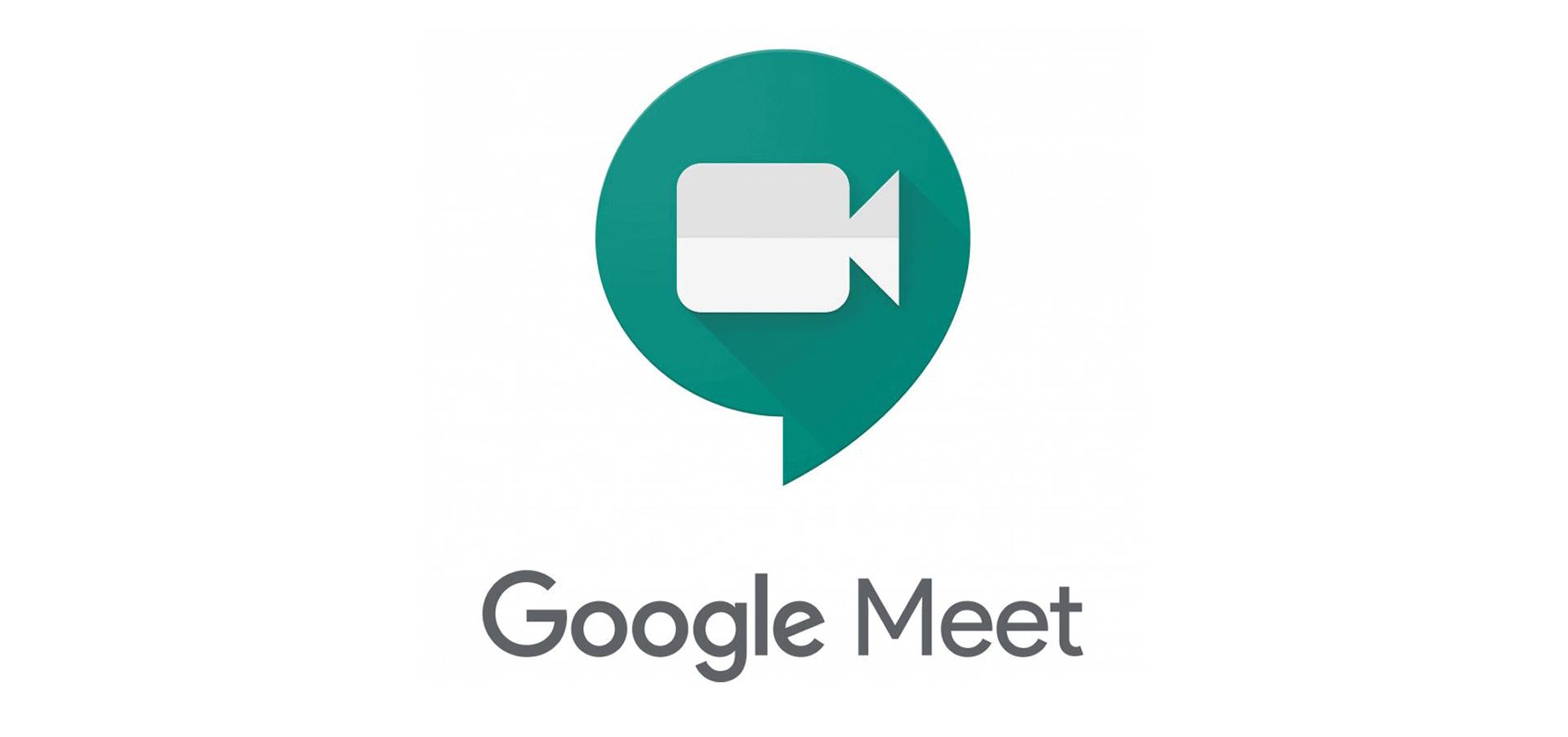 Video calling app 8- Google meet