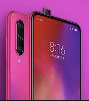 Xiaomi Poco F2 camera