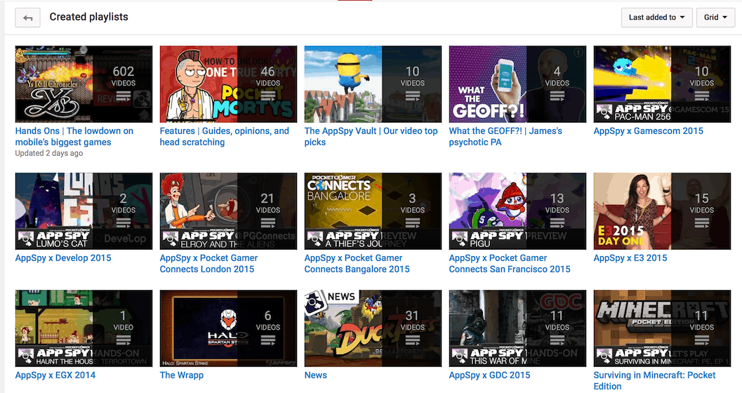 Youtube Subscribers playlist