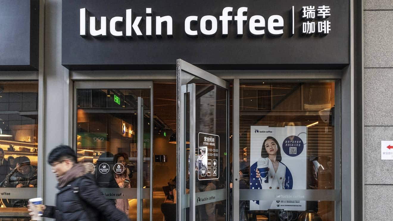 Luckin Coffe