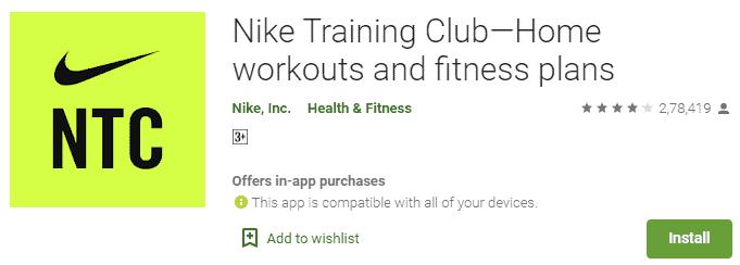 nike_training_club