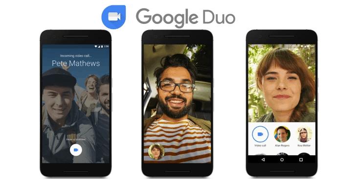 video calling app 1- google duo