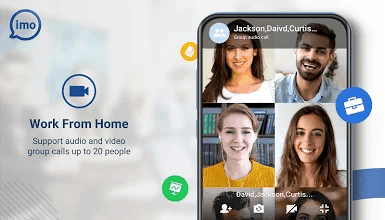 video calling app 5- IMO