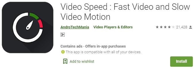 video-speed