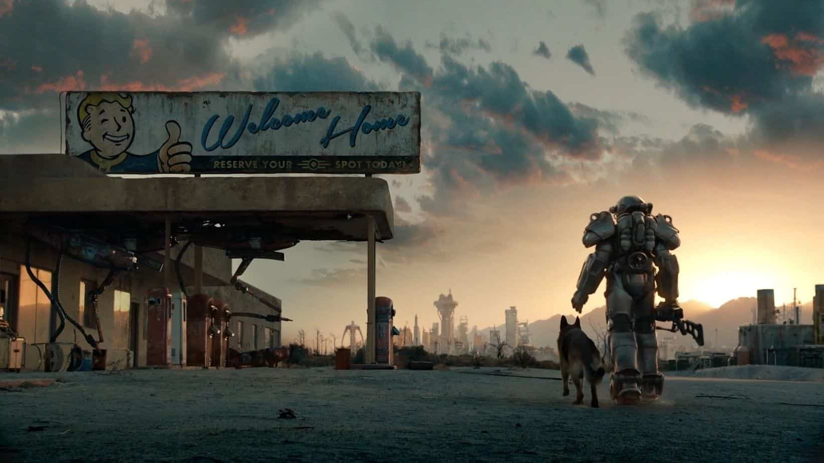 Amazon is making a Fallout TV show with Westworld's creators